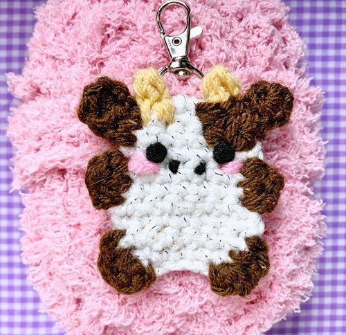 Mooey Cow Keychains