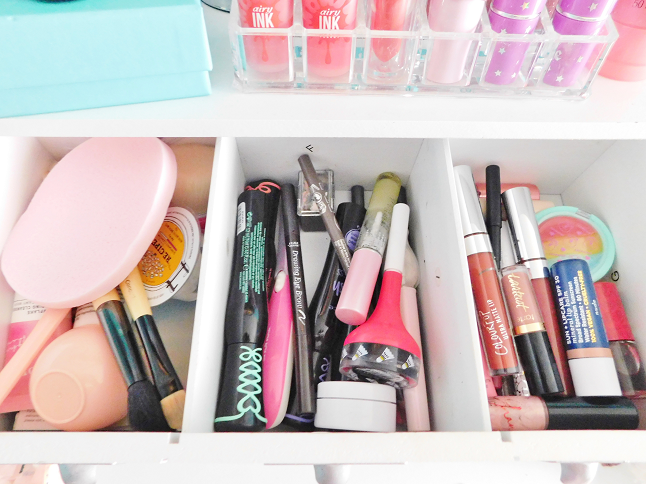 My Makeup Collection
