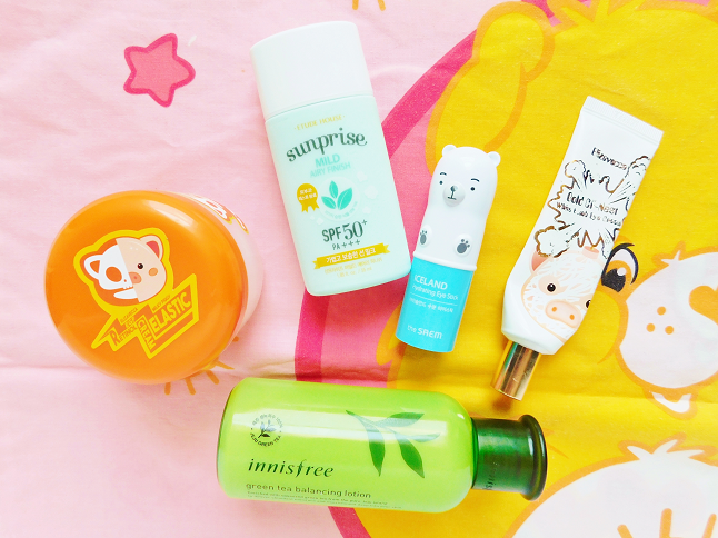 Summer Daily Skincare Routine