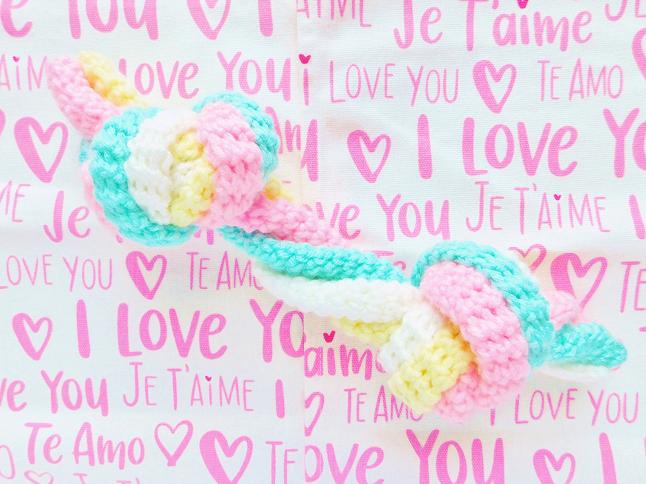 Dog Rope Toy Crochet Pattern