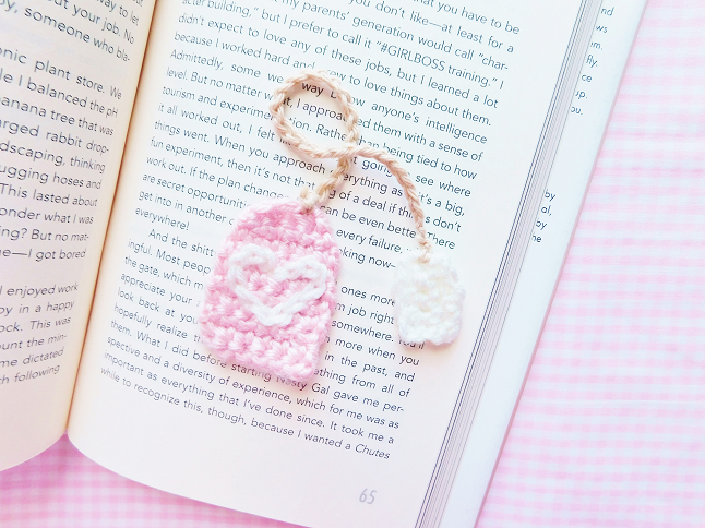 Tea Bag Bookmark