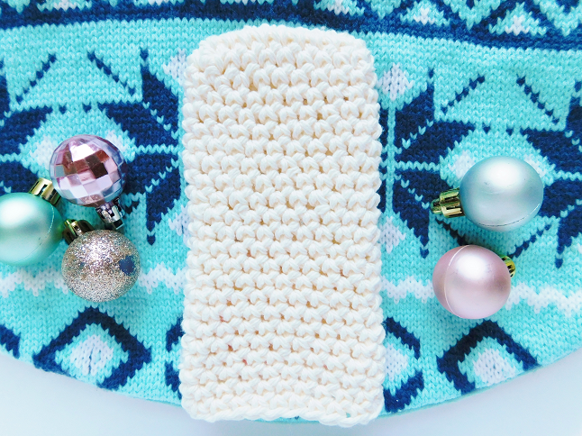 Crocheted iPod Video Cozy