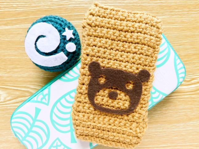 Animal Crossing Lost Item Bag Crochet Pattern