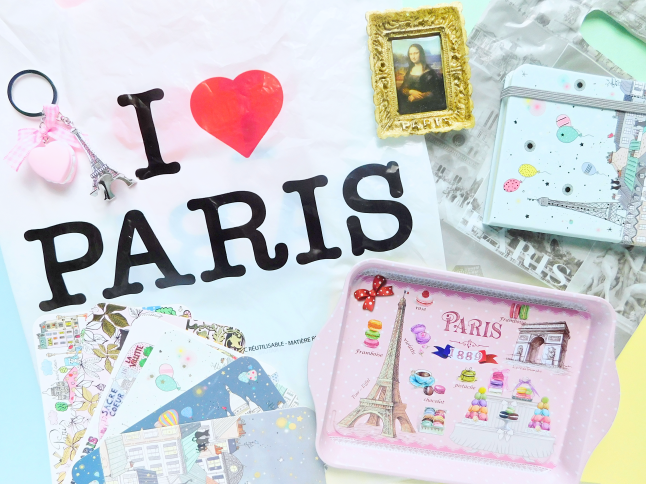 What I Bought In Paris
