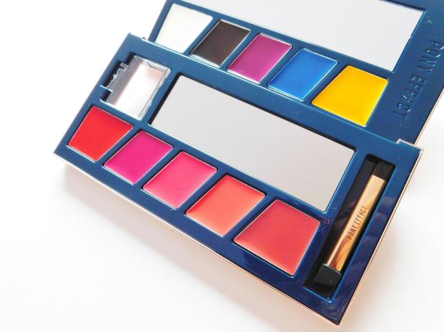 Pony Effect Customizing Lip Palette Beauty Review