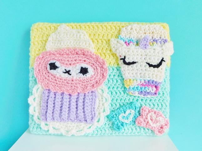 Cafe Crochet Canvas