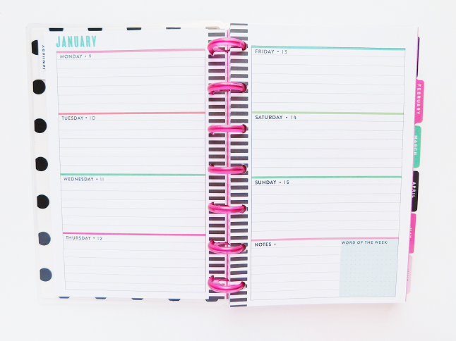 The MINI Happy Planner First Impressions