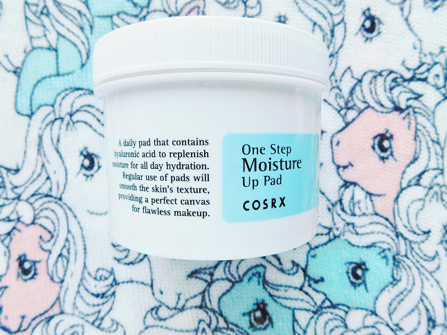 COSRX One Step Moisture Up Pads Review