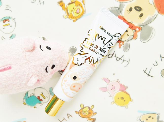 Elizavecca Gold CF-Nest White Bomb Eye Cream Review