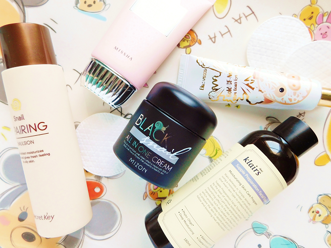 My Morning Skincare Routine Winter 2017