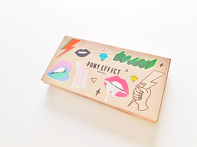 Pony Effect Customizing Lip Palette Review