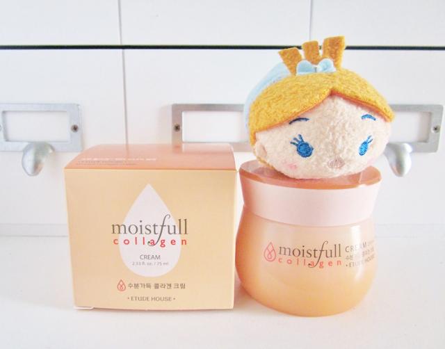 Etude House Moistfull Collagen Cream Review
