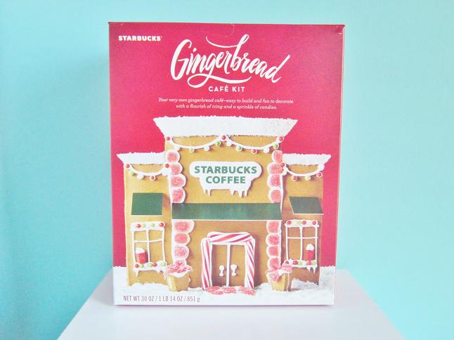Starbucks Gingerbread House Tour
