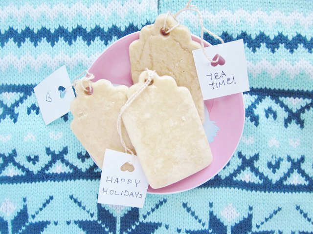 Tea Bag Sugar Cookies DIY