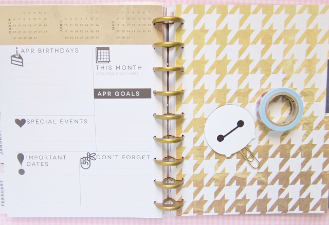 The Happy Planner First Impressions
