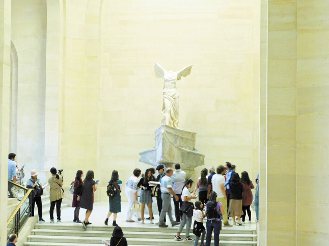 Paris Travel Photo Diary