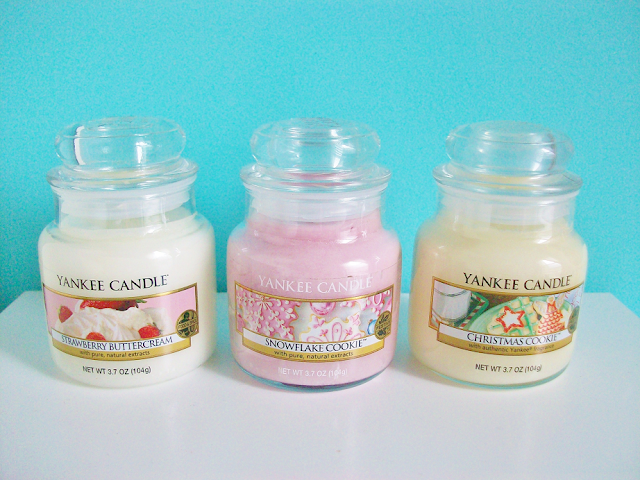 Winter Candle Haul