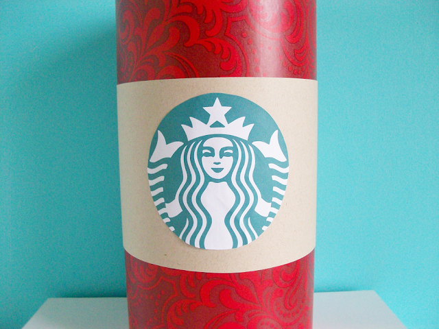 Starbucks Red Cup Coin Bank