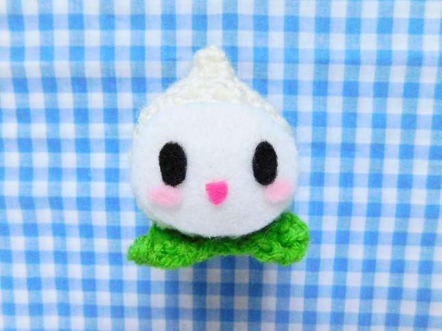 Pachimari Plush Crochet Pattern