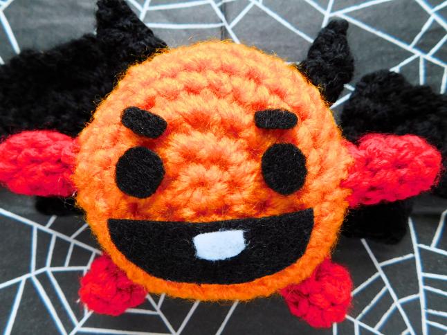 BT21 Vampire Shooky Crochet Pattern