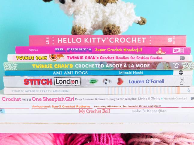 Crochet Book Collection