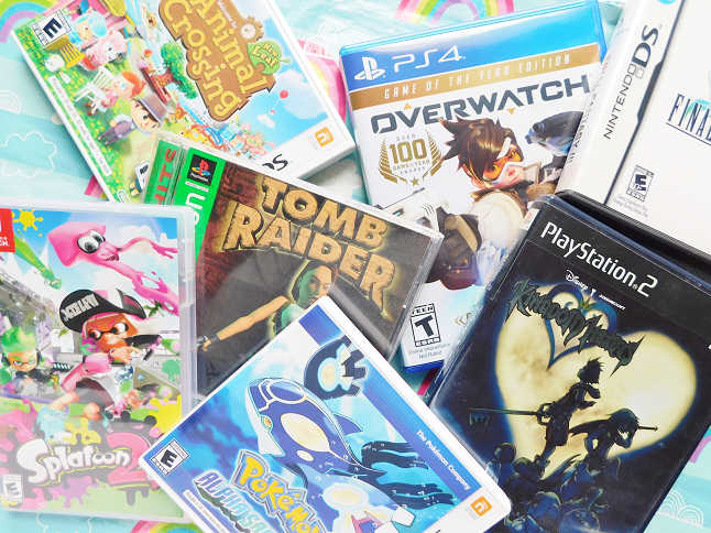 Games That Changed My Life