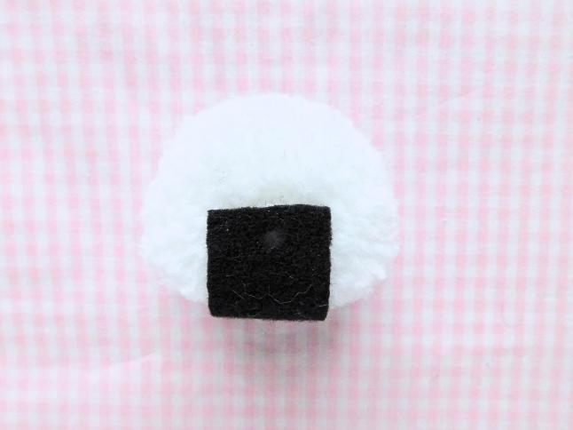 DIY Onigiri & Dango Pom Poms