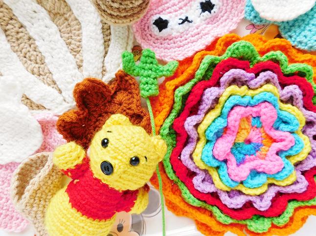 Failed Crochet Projects
