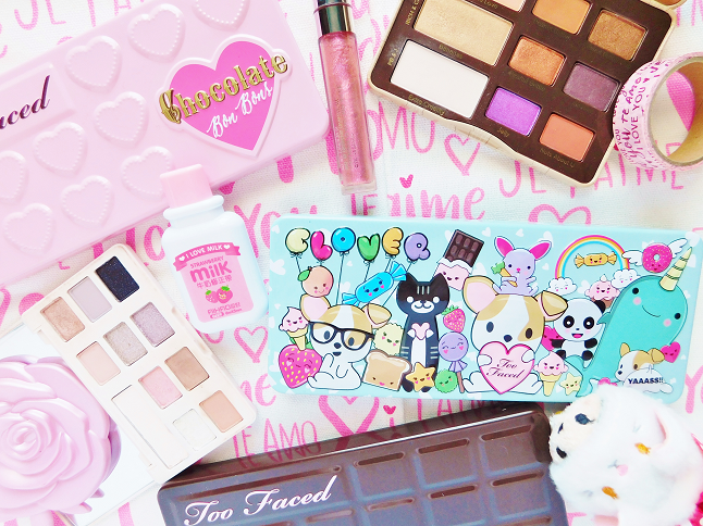 Too Faced Eye Shadow Palette Collection