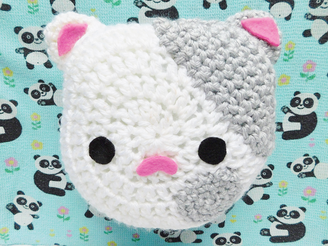 Lil Judd Pillow Crochet Pattern
