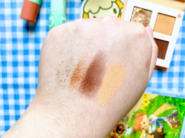 ColourPop X Animal Crossing Collection First Impressions + Swatches