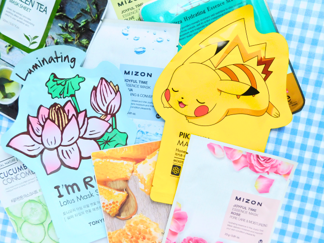 What Happened When I Stopped Using Sheet Masks for 5 Days?