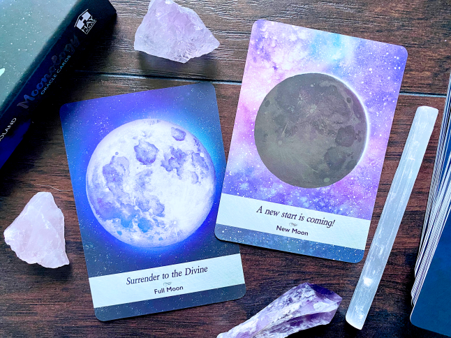 How To Work With Moon Energy