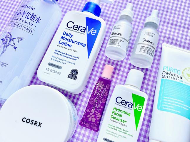 Winter 2021 AM + PM Skincare Routine