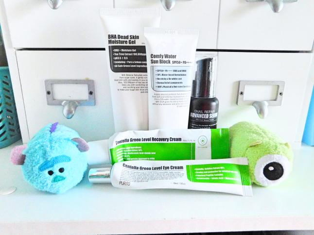 PURITO Skincare First Impressions