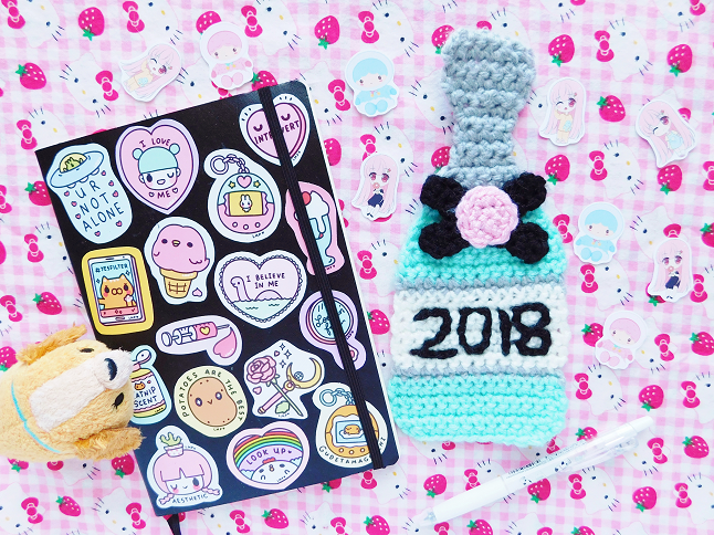 January 2018 Monthly Goals