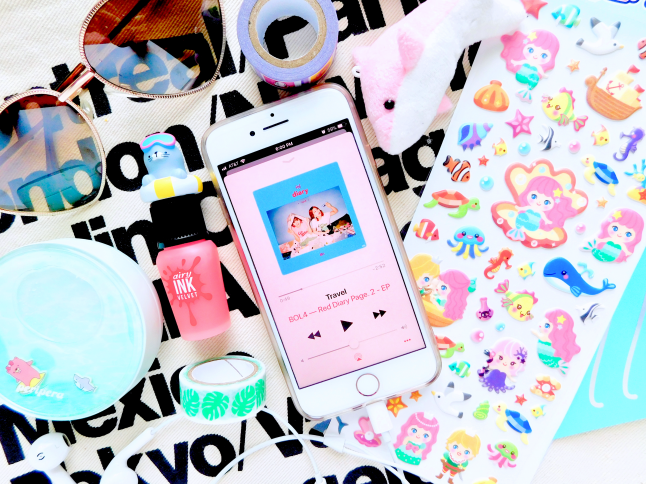 Summer K-pop Playlist